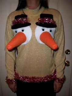20 of the Funniest Ugly Christmas Sweaters Ever Made: