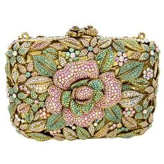 "queenbee1924: "" Butler and Wilson jeweled clutch (via Clutch Crush ♥) """
