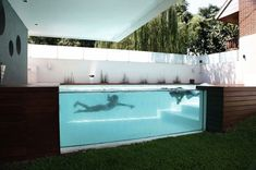 Fabulous Above-Ground Pool