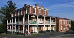 Featured Gay Friendly Accommodations: Lafayette Inn, Standardsville, Virginia