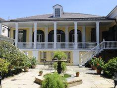 Beauregard-Keyes House   New Orleans   Attraction