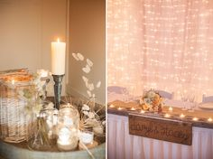 A gorgeous rustic wedding that nearly didn't happen!