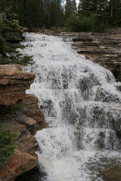 Provo Falls, Utah