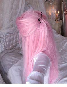 Pastel pink hair, hair color pink, new hair colors, color your hair, Pastel Pink Hair, Hair Color Pink, Hair Dye Colors, Cool Hair Color, Dyed Hair Pink, Pastel Blonde, Best Pink Hair Dye, Baby Pink Hair, Rose Pink Hair