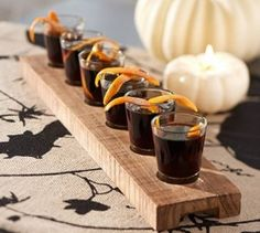 Halloween drink recipes for kids