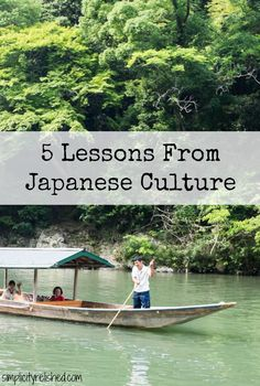 Travel means exposing yourself to new concepts and allowing them to influence you. Here's what we learned in Japan: 5 Lessons from Japanese Culture