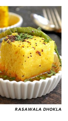 24 Delicious & Healthy Dhokla Recipes For An Evening Tea Snack Indian Appetizers, Indian Snacks, Indian Food Recipes, Appetizer Recipes, Snack Recipes, Cooking Recipes, Indian Foods, Indian Dishes, Rice Recipes