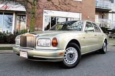 Rolls-Royce Silver Seraph Sedan Picture