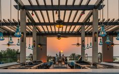 Dubai's Best Rooftop Bars: Maya Modern Mexican Kitchen