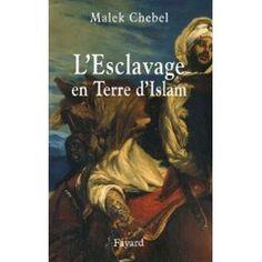 L'esclavage En Terre D'islam - Un Tabou Bien Gardé   de Malek Chebel