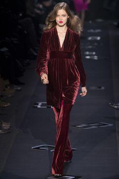 Diane Von Furstenberg Fall 2013: Velvet