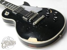 Join millions of music makers all over the world on Reverb. Find your next favorite new, used, or vintage instrument—or sell one of your own. Gibson Les Paul Black, Guitar Wall, Gibson Custom Shop, Thin Lizzy, Les Paul Custom, Guitars, Japan, This Or That Questions, Shopping
