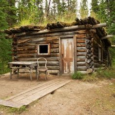A Short Guide to Cabin Living | Camping | OutsideOnline.com