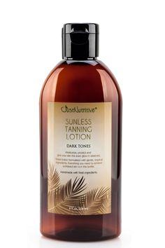 Sunless Tanning - Dark Tones - Just Nutritive body tan