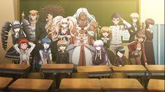 danganronpa classroom pictures - Recherche Google