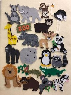 Here you can find the toys designed and made by me. You can easily make them your own, just visit my Etsy shop and purchase a pattern! Felt Board Patterns, Felt Board Templates, Felt Animal Patterns, Quiet Book Patterns, Stuffed Animal Patterns, Pdf Patterns, Stuffed Animals, Flannel Board Stories, Felt Board Stories