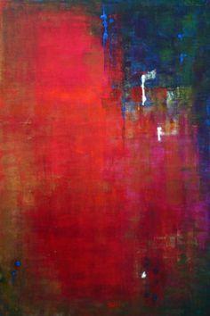 "Saatchi Online Artist Ana Elisa Benavent; Painting, ""Face Me"" #art"