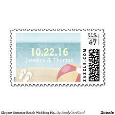 Add stamps to all your different types of stationery! Find rubber stamps and self-inking stamps at Zazzle today! Wedding Postage Stamps, Self Inking Stamps, Monogram Wedding, Happily Ever After, Summer Beach, Adhesive, Create Your Own, Best Gifts, Stationery