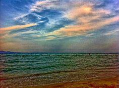 Beach, Loutraki