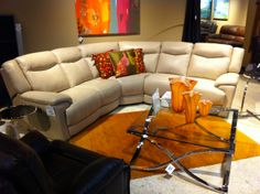 Leather Sectional Sofas Available In Custom Configurations. Shop Town U0026  Country Leather For Quality Leather Sectionals In Austin, Houston, ...