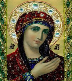 Maravillosos iconos de María