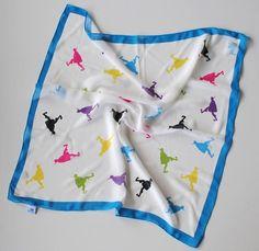 PopArt Evzon scarf by PloosDesign. Greek Fashion, Gym Shorts Womens, Joyful, Collection, Scarves, Spirit, Design, Detail, Colors
