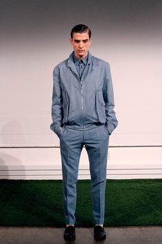 Carlos Campos coleccion primavera verano 2014 New York Fashion Week Gq, Style, Fashion, Fields, White Colors, Spring Summer, Swag, Moda, Fashion Styles