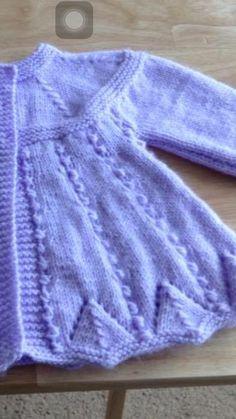 Baby Cardigan Knitting Pattern Free, Baby Boy Knitting, Baby Knits, Baby Knitting Patterns, Knit Cardigan, Knit Blankets, Baby Sweaters, Free Pattern, Knit Crochet