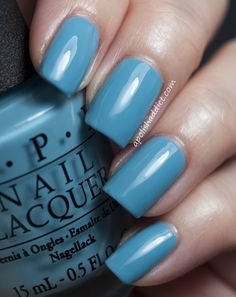 OPI Euro Centrale Collection Swatches and Review | A Polish Addict