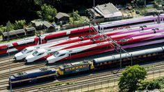 nederlandse treinstellen -