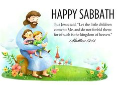 Happy Sabbath | Seventh-day Adventist Fan | Pinterest | Happy ...