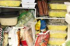 Great ideas for make-ahead freezer-friendly meals (for when baby comes!).