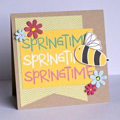 Springtime - Springtime - Springtime Card <3