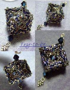 Peyote russian cube