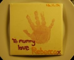 Easy cute mothers day crafts