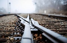 If you come to a fork in the road but have no goals, who cares which way you go. ~my dad Fork In The Road, Railroad Tracks, Goals, Photography, Photograph, Fotografie, Photoshoot, Fotografia, Train Tracks