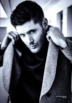 !!!!! good gracious this man is so freaking hot - Jensen Ackles in Harper's Bazaar China September 2014 issue
