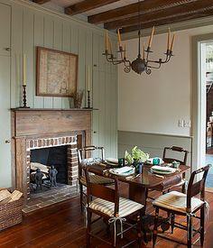 cvilletochucktown:Gil Schafer in Charleston, William Gatewood House