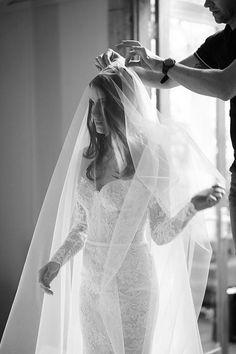 Lucy & Andrew / Wedding Style Inspiration / LANE