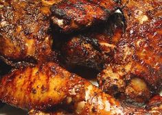 Jerk Chicken - Jamaica