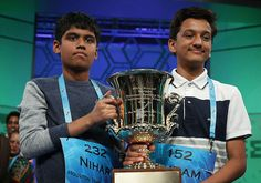 Poor Sportsmanship At The National Spelling Bee? #Weird #WeirdNews