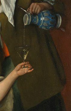Jan Steen - The Dissolute Household