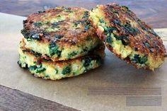 Quinoa and kale patties. Omnomnom!!! http://www.cherylstyle.com/showcase/healthy-kale-quinoa-patties-recipe/?utm_source=facebook