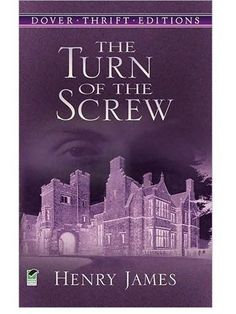 """The Turn of the Screw ~ Henry James: Still one of the most effective ghost stories I've ever read. You'll finish the book and wonder, """"what just happened? Ghost Stories, Horror Stories, Spooky Stories, Long Stories, Weird Stories, Reading Lists, Book Lists, Reading 2016, Reading Goals"""