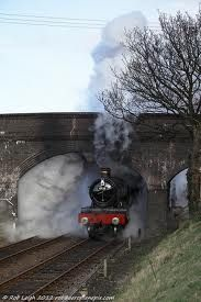 North Norfolk steam railway runs from Sheringham to Holt though beautiful countryside & along coast.