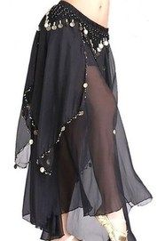 Belly Dance Skirts , Gypsy Skirts, Skirts - Belly Dance Digs
