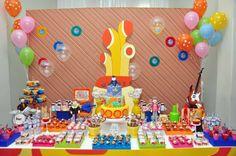 yellow submarine, beatles, aniversário, festa infantil, birthday party, themed party. patricia seleri, elen bandeira, mfvc, minha filha vai casar
