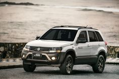 Компания Suzuki представила на бразильском рынке новую версию внедорожника Suzuki Grand Vitara, получившую название 4Sport.