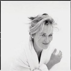 Meryl Streep.  My favorite actress.