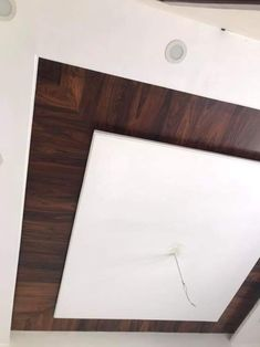 #Ceiling White and Brown winner combinations it's beautiful design ceiling design open my Pinterest profile and follow me on Pinterest